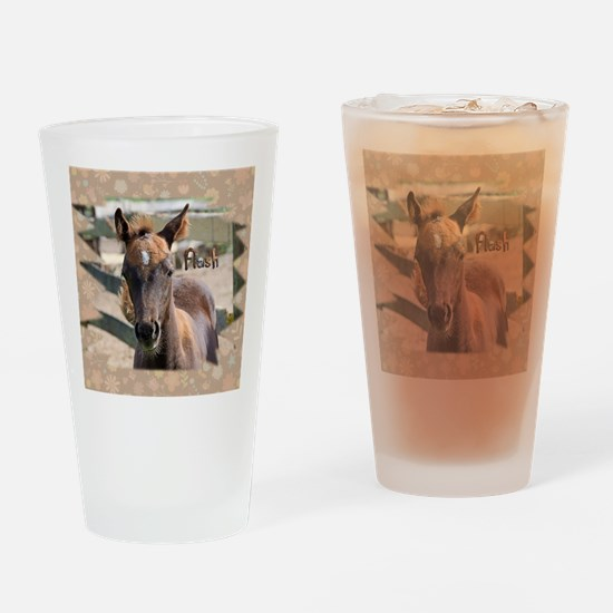 Cool Horse rescue Drinking Glass