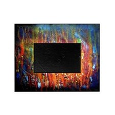 Abstract Painting Picture Frame