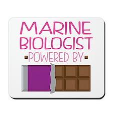 Marine Biologist Mousepad