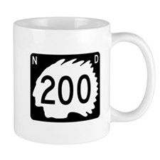 Highway 200, North Dakota Mug