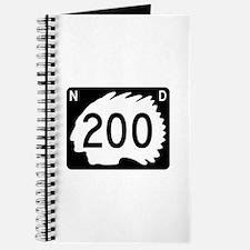 Highway 200, North Dakota Journal