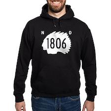 Highway 1806, North Dakota Hoodie