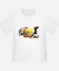 The Avengers Black Widow Action T