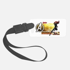 The Avengers Black Widow Action Luggage Tag