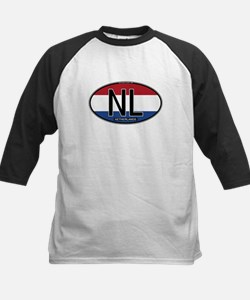 Netherlands Oval Colors Tee