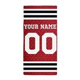 Hockey Beach Towels