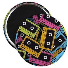 Audio Cassettes Magnets