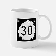 Highway 30, North Dakota Mug