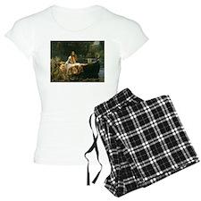 Lady of Shalott by JW Water Pajamas