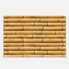 Bamboo Sticks Postcards (Package of 8)