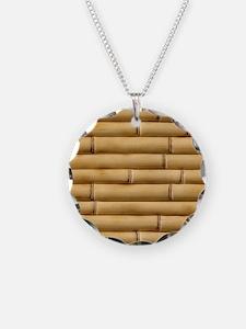Bamboo Sticks Necklace
