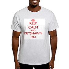 Keep Calm and Keyshawn ON T-Shirt