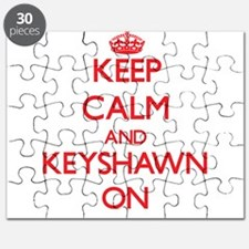 Keep Calm and Keyshawn ON Puzzle