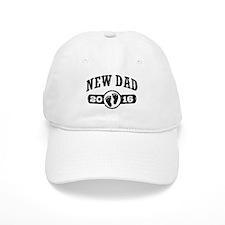 New Dad 2016 Baseball Cap