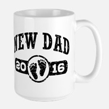 New Dad 2016 Coffee Mug