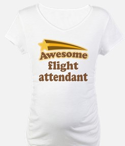 Awesome Flight Attendant Shirt