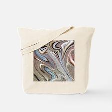 modern swirls Tote Bag