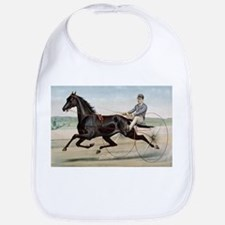 larness racing art Bib