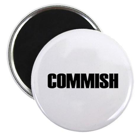 COMMISH Magnet