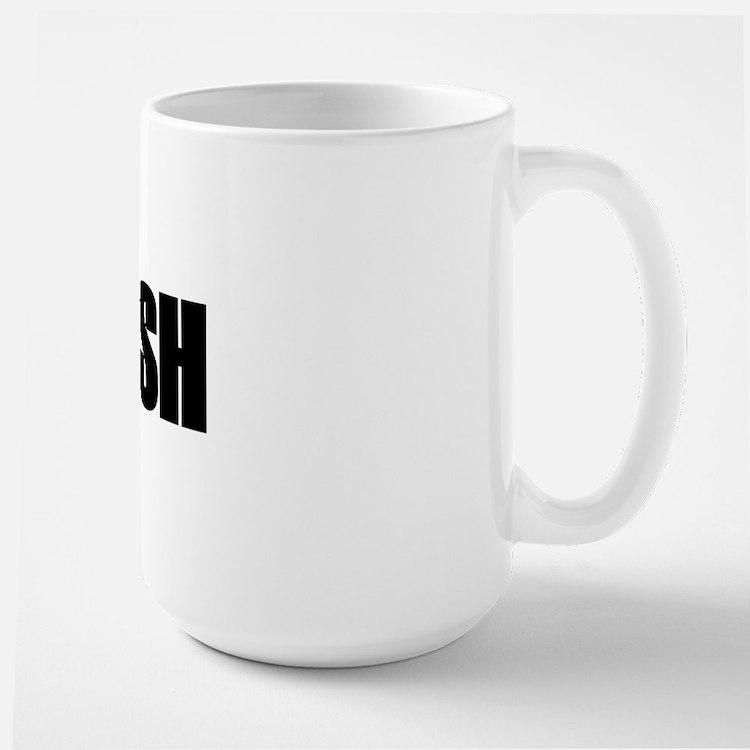 COMMISH Large Mug