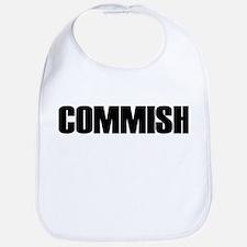 COMMISH Bib