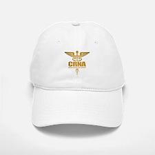 CRNA gold Baseball Baseball Baseball Cap