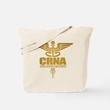 CRNA gold Tote Bag