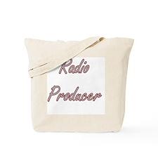 Radio Producer Artistic Job Design Tote Bag