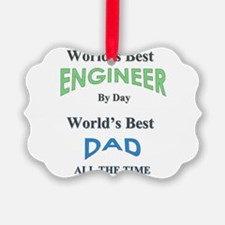Cute Fathers day Ornament
