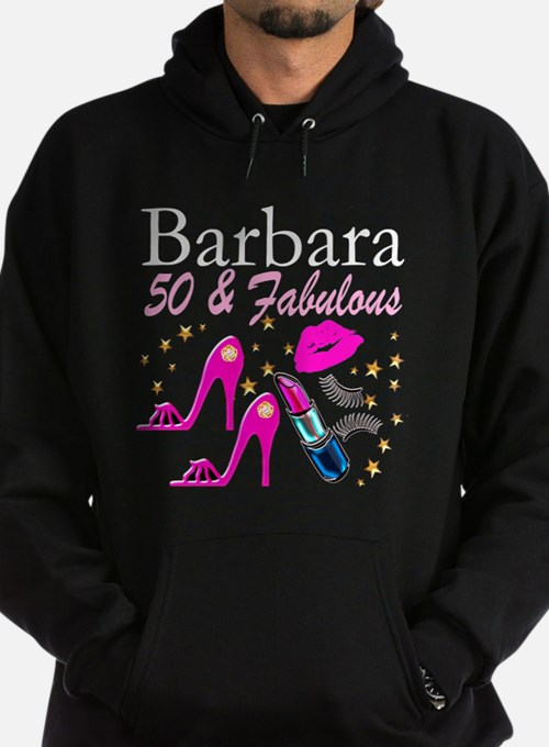 50TH GLAMOUR GIRL Hoodie