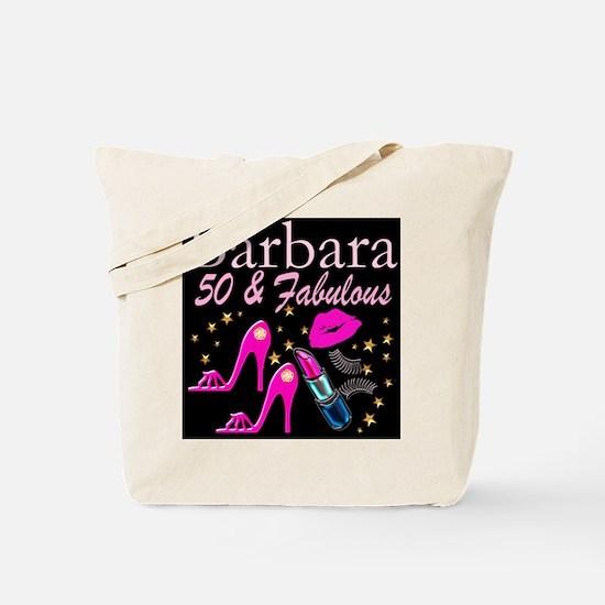 50TH GLAMOUR GIRL Tote Bag