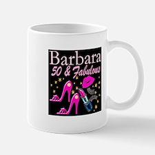 50TH GLAMOUR GIRL Mug