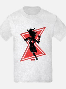 The Avengers Black Widow T-Shirt