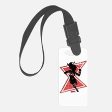 The Avengers Black Widow Luggage Tag