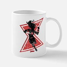 The Avengers Black Widow Mug