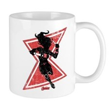 The Avengers Black Widow Mug