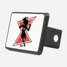 The Avengers Black Widow Hitch Cover