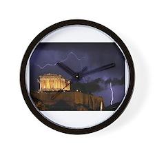 Greece Wall Clock