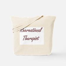 Recreational Therapist Artistic Job Desig Tote Bag