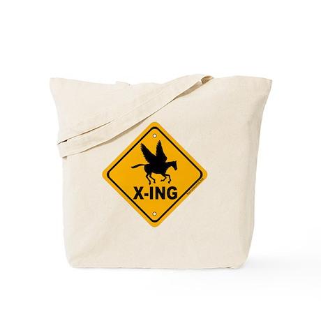 Pegasus X-ing Tote Bag