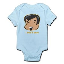 I Don't Care Infant Bodysuit