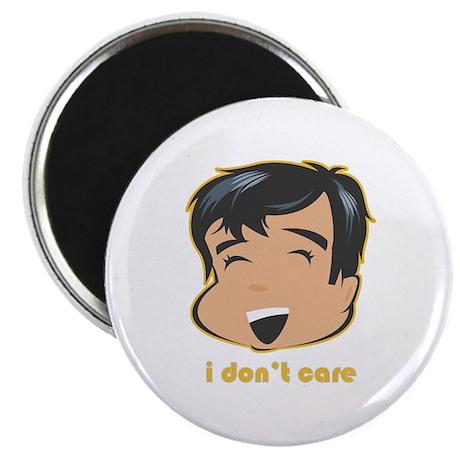 """I Don't Care 2.25"""" Magnet (100 pack)"""