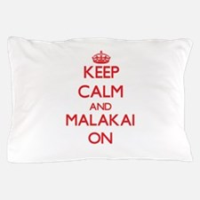 Keep Calm and Malakai ON Pillow Case