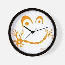 Keep S'Myelin Wall Clock