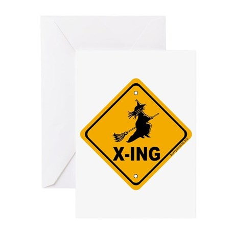 Witch X-ing Greeting Cards (Pk of 20)