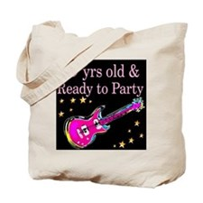50TH ROCK STAR Tote Bag