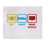 Binge tv Fleece Blankets