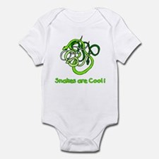 Snakes are Cool Infant Bodysuit