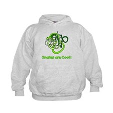 Snakes are Cool  Hoodie