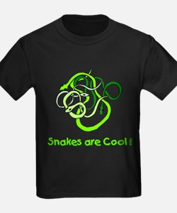 Snakes are Cool  T